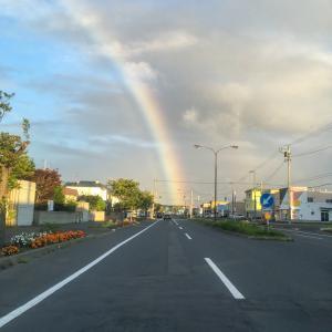*今日は虹に遭遇…と、違う違う…シャトレーゼ。