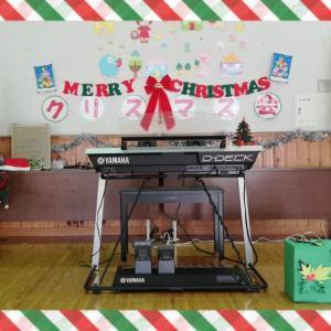 赤ちゃんサロンのクリスマス会