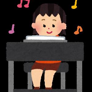ペダル鍵盤も使って、和音の練習頑張りました~だいすきエレクトーン3の生徒さん