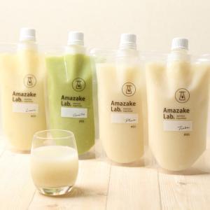 【インタビュー】発酵食をアップデートするAmazake Lab.の「生こうじあまざけ」とは?
