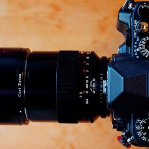 番外編442. 虫干し その6. Carl Zeiss Macro Panar100mm/F2.0