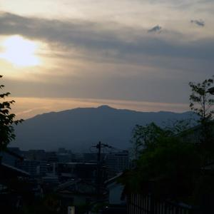 ZEISSの空気132. 普段使いの京都8. 旅歩きと散歩の違い