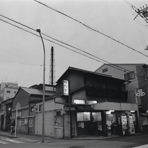 Nikon Freak566. 普段使いの京都13. ニコンFといっても写りは現代のディスタゴンですが・・・
