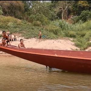 メコン川クルーズ~スローボートで国境越え最安値