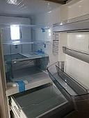冷蔵庫、搬入