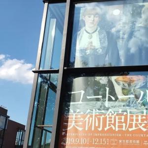 噂の「コートルド美術館」@上野!まつげふさふさパッチリになりたい昨今ぽちったもの
