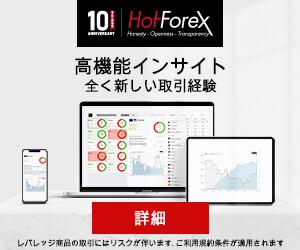 HotForex(ホットフォレックス)が、AIとビッグデータを使ったFXのテクニカル分析ツールを提供開始