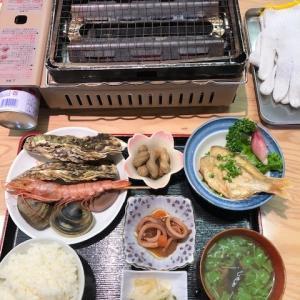 海鮮・BBQ - 漁師小屋