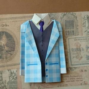 折り紙スーツ