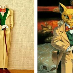 折り紙スーツ【ジブリ映画 耳をすませば】【バロン】
