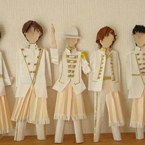 折り紙スーツ【SMAP】