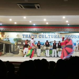 ネパール旅行記4-2 カフェ巡りとタル族の民族ダンス またまたネパールで初めての発見も!