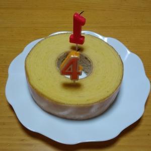誕生日、二人同時にお祝いすれば