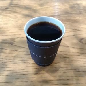 外出解除 久しぶりの一人カフェ