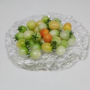 ベランダガーデニング、トマトの実割れ