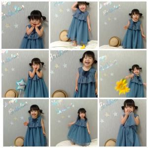 3歳の記録(^^)