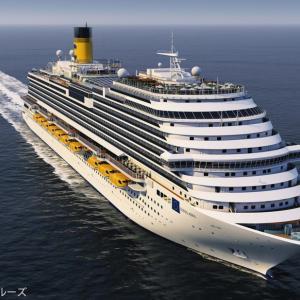 開催前12/13(金) 13万トン級豪華客船「コスタ・ベネチア」が鹿児島マリンポートに寄港!