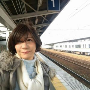 大人の休日倶楽部パス 2019・冬の章⛄「のぞみ」は東へ🚄「ときわ」で初の茨城県・水戸へ上陸~🙋そして、納豆料理を食べ損ねた😫