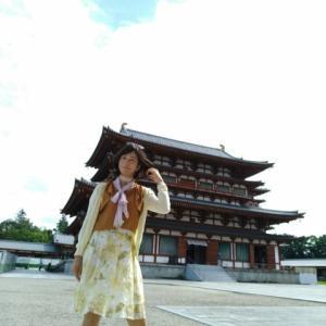 梅雨のとある晴れ間に・・・あをによし、奈良の都の世界遺産「薬師寺」へ〜II