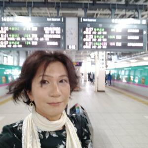 「大人の休日倶楽部パス」2021年第1回でおでかけ〜4日目⓪そして名古屋へ🐸