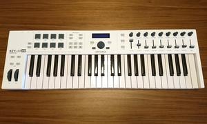 作曲する為に必要なMIDIキーボードについて