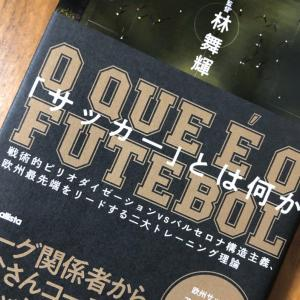 『サッカーとは何か』戦術的ピリオダイゼーションを知りたかったらこれを読むべし! | 林舞輝 | 書評 #サカナニ