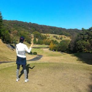 紅葉ラウンド最高!岩瀬桜川カントリークラブ