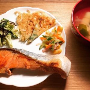 鮭の塩焼き と 姉さん事件です〜again〜
