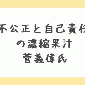 菅義偉 出馬会見に見る次の政治像