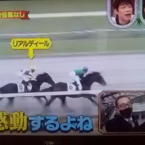 自分の馬が走るって最高