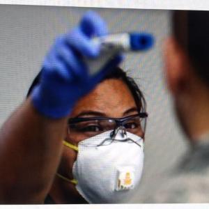 新しい機械のお陰で1日に1000件のコロナのテストが。。(Hawaii News Now)