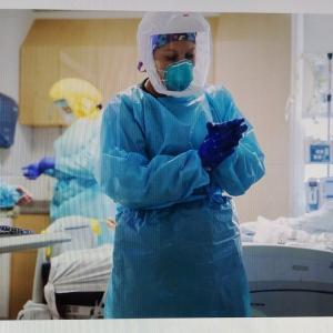 新記録207件のコロナ患者が(KITV)