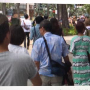 観光が10月15日に再開したとき(KHON2)