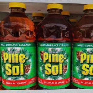 Pine-Solは米国環境保護庁(EPA)によってコロナ菌を殺すことが認められた(KITV)