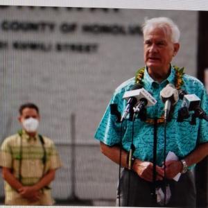 生活困窮世帯に500ドルの食料品ギフトカードを配布 (Honolulu Civil Beat)