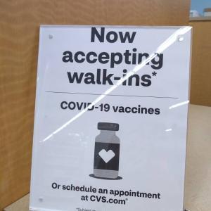 コロナのワクチン、ウォークイン可能なんですね。#ハワイ#コロナワクチン