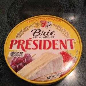 Sam's clubで買ったチーズ
