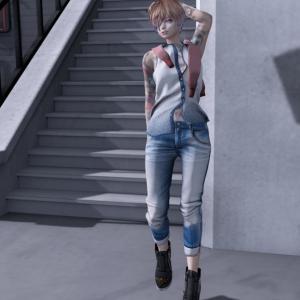 【Secondlife】自分が着用するとすっごいダサくなるのはなんでなんだ?