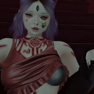 【Secondlife】「悪夢祭」Nightmare Fest 2020 and MADPEA HALLS OF HORROR PRIZE