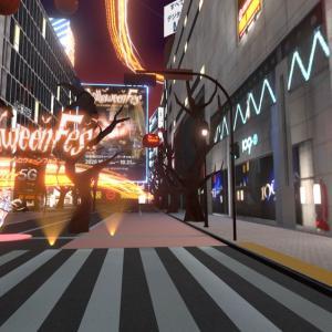 バーチャル渋谷ハロウィーンフェス行ってみた