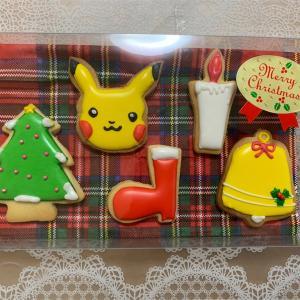 クリスマスプレゼントはアイシングクッキー♡