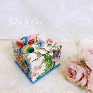 【生徒様の作品】美しいキャンディBOX