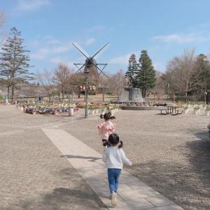 船橋アンデルセン公園へ
