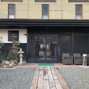 浅虫温泉宿屋つばき スパイスカレー専門店へ。