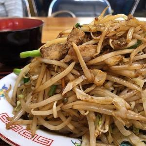 ドサン子らーめん 野菜炒め定食