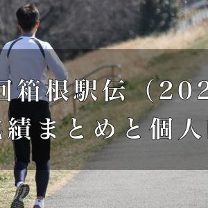 第96回箱根駅伝(2020年)往路成績まとめと個人的感想。青山学院大学が3年ぶりに往路優勝!