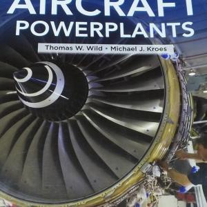 AIRCRAFT POWERPLANTS   Thomas W. Wild(飛行機の本 #87)