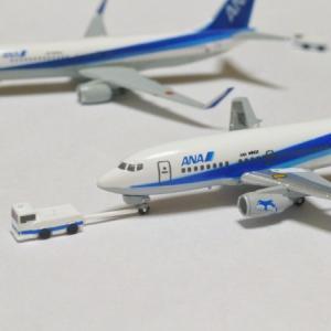 【エフトイズ】ウイングコレクションに空港特殊車両GSEが入っているモデルはコレ!