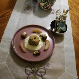 Coconut oil cookie scones
