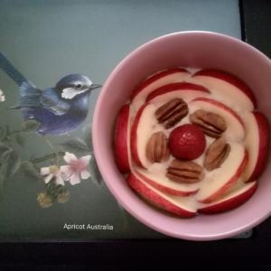 Activated Organic Pecans Porridge+ Organic App
